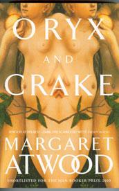 Oryx and Crake Garden Cover