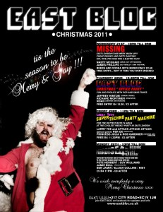 east bloc christmas