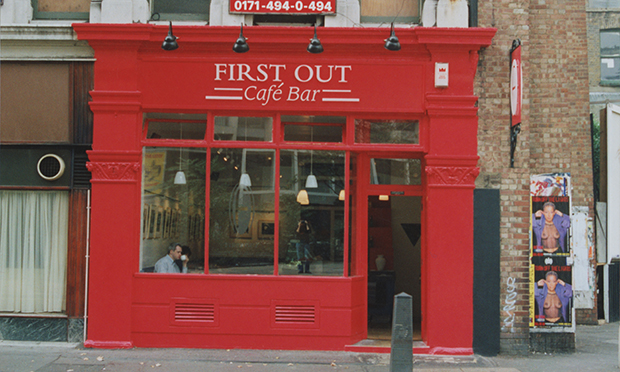 first out cafe