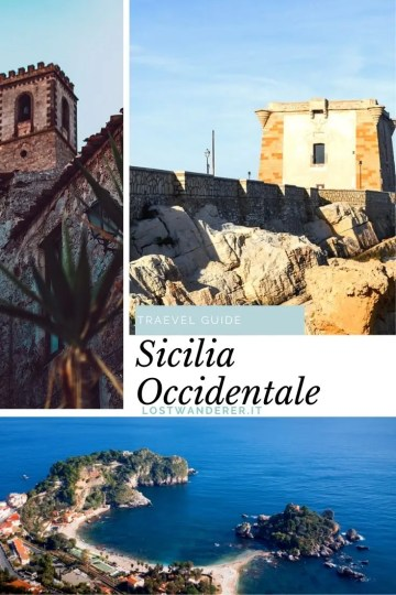 Sicilia Occidentale pin per Pinterest