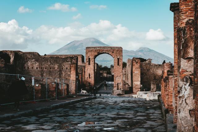 Gli scavi di Pompei, cosa vedere in Campania