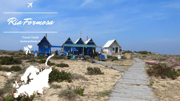 Parque da Ria Formosa, Algarve, Portogallo
