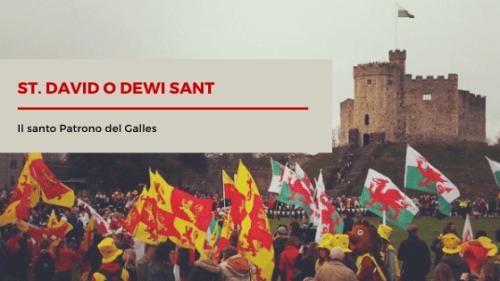 St. David Day