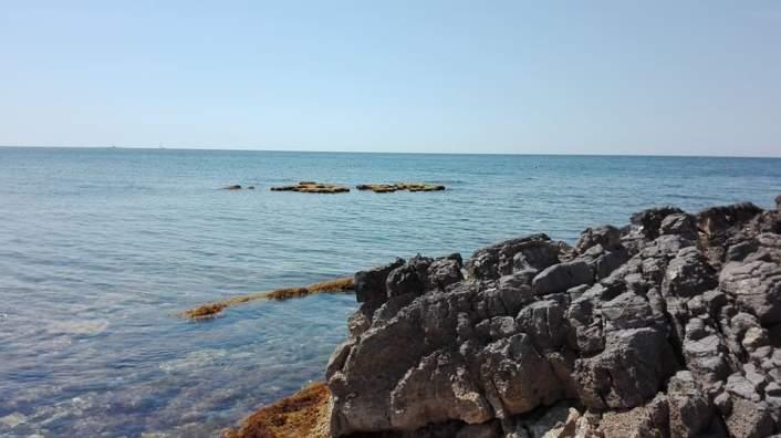 Pizzolungo, una delle più belle spiagge del Trapanese