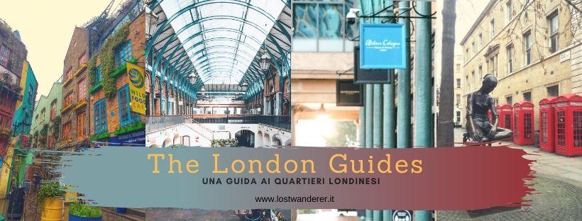 Copertina della guida di Covent Garden