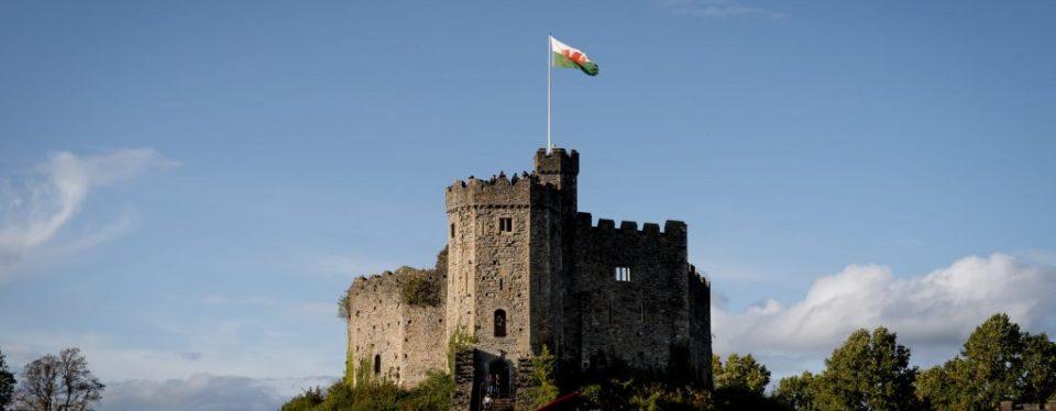 Castello di Cardiff, uno dei posti più instagrammabili di Cardiff