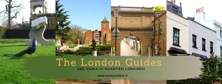 Guida ad uno dei quartieri più piccoli di Londra: Holland Park