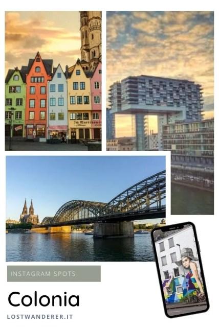posti instagrammabili di Colonia pin per pinterest