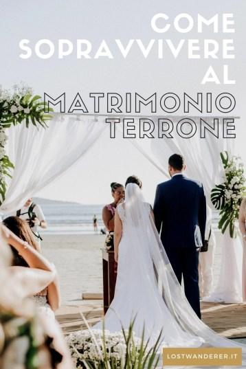 MDS Matrimonio Terrone Pin per Pinterest