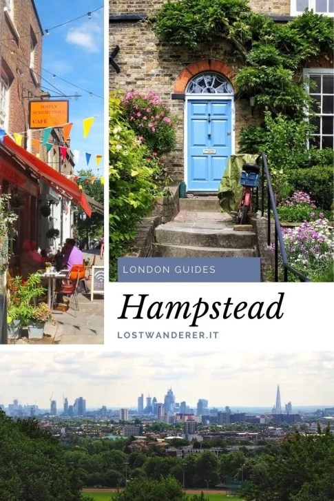 Hampstead Pin per Pinterest