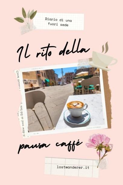 Diario di una fuorisede il rito della pausa caffè