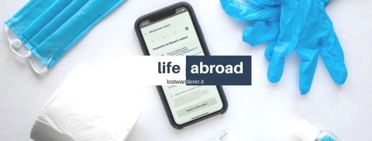 Vita all'estero: NHS Covid Pass per i viaggi all'estero