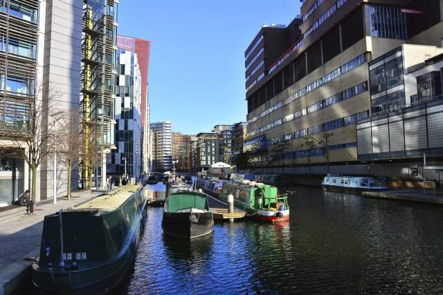 Paddington basin, uno dei progetti di riqualificazione del quartiere Paddington