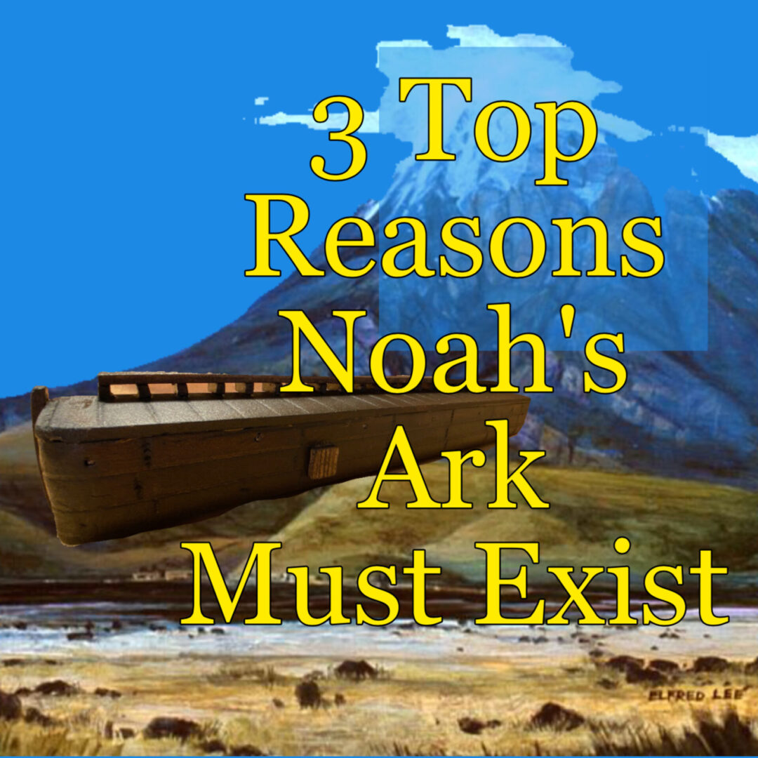 3 Reasons Noah's ark MUST Exist (Zoom Class)