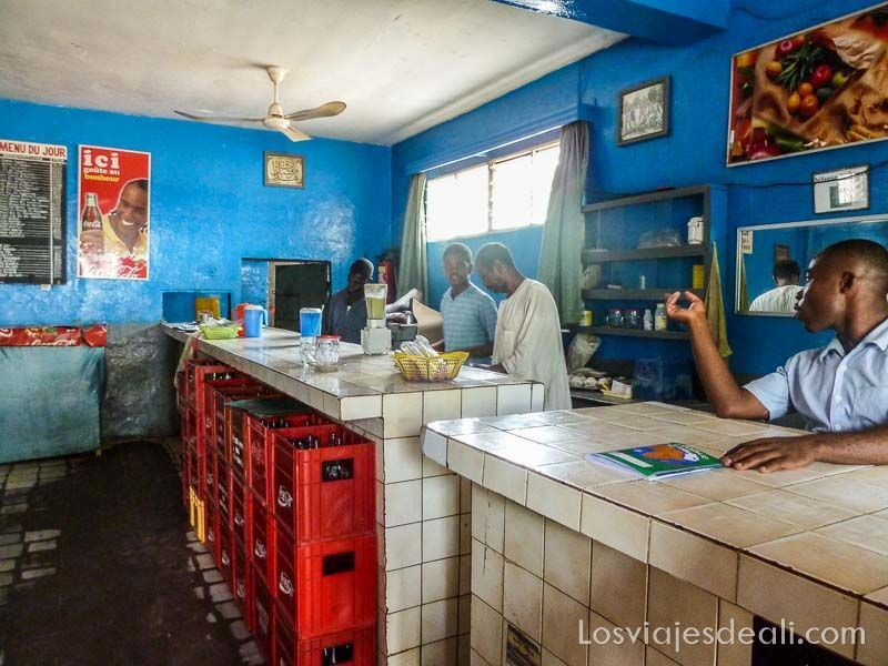 carreteras de camerún bar