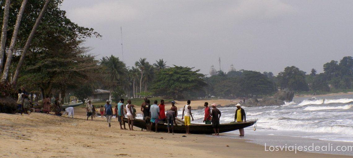 kribi camerun