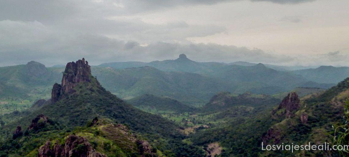 trekking Rumsiki
