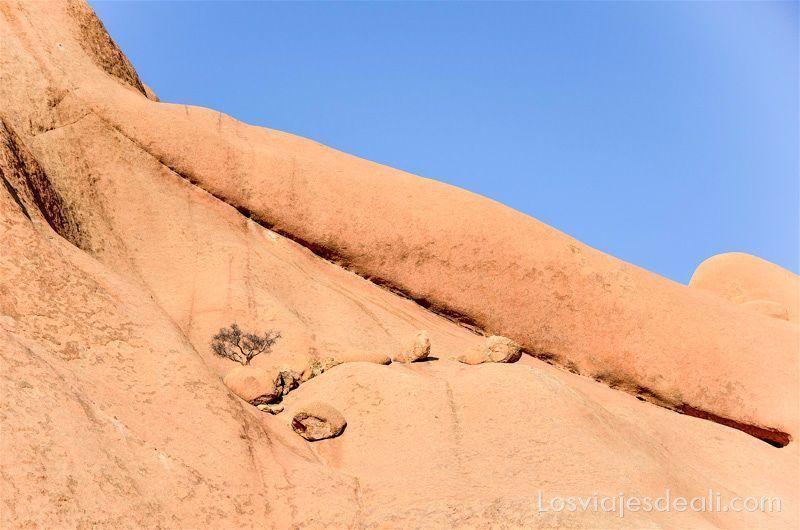 Spitzkoppe uno de los desiertos del mundo con rocas características