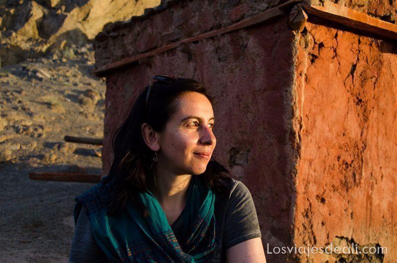 recuerdo al volver de un viaje a India
