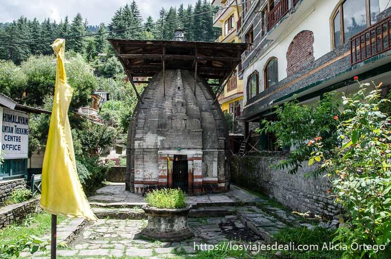 templo de shiva que ver en manali