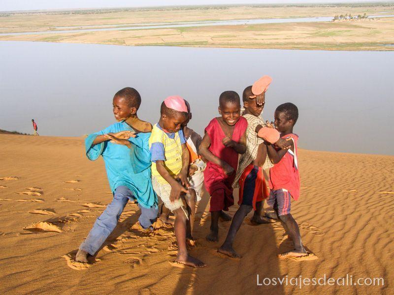 Mali en Gentes de África