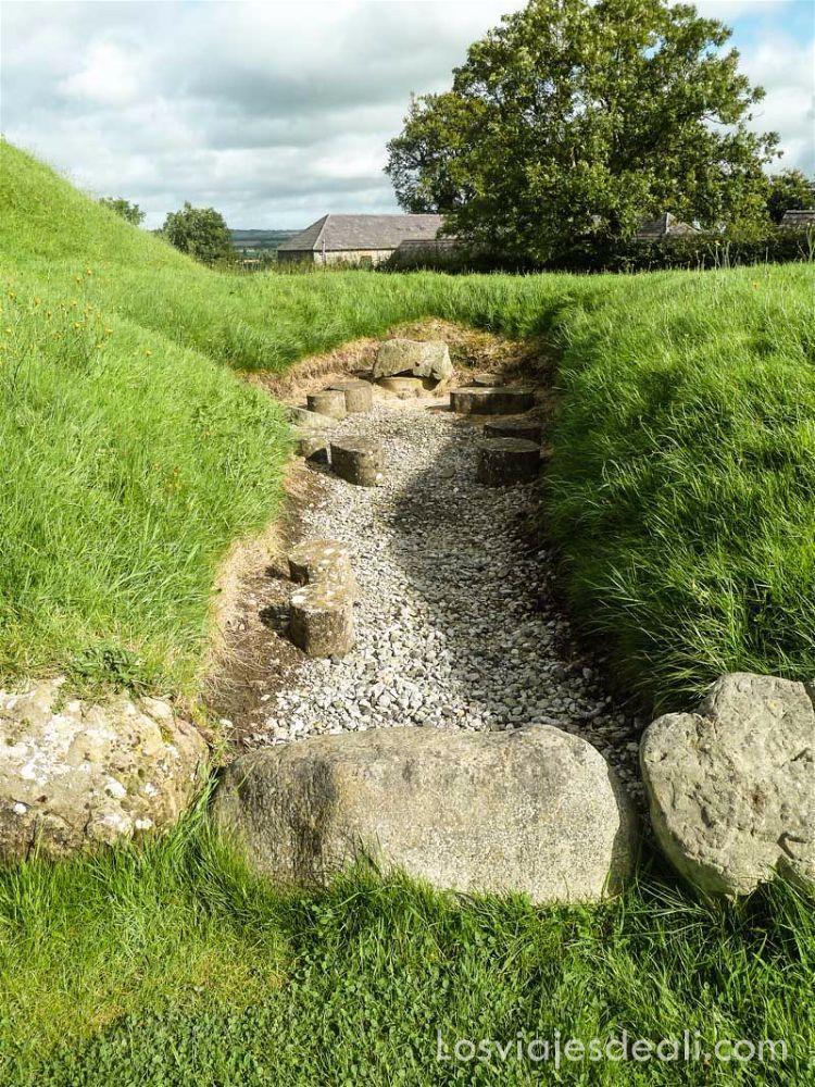 yacimiento arqueológico de Newgrange
