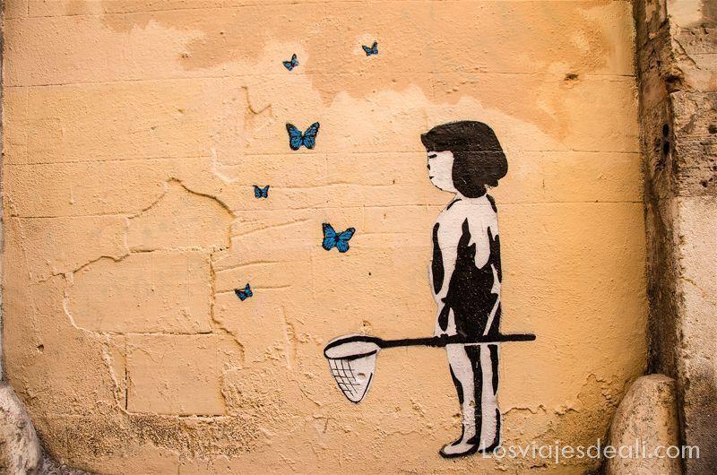 paseo fotográfico por palma de mallorca street art