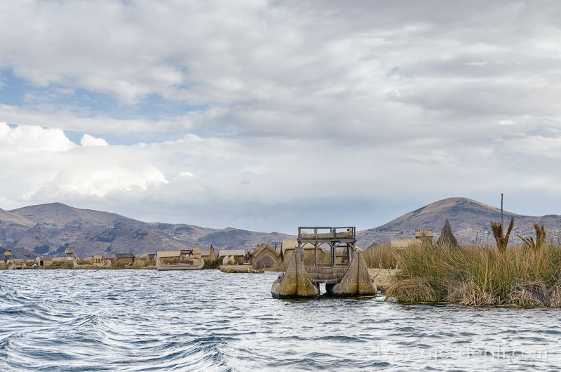 islas del lago titicaca uros