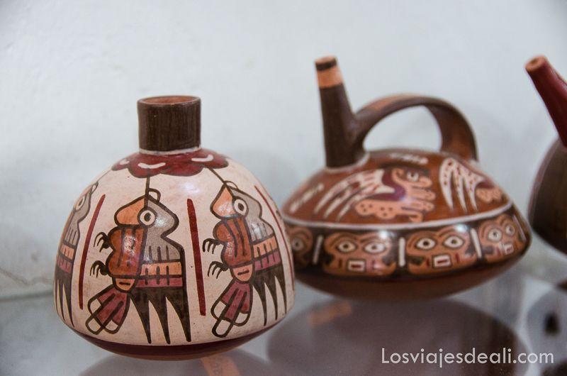 líneas de nazca cerámica nasca