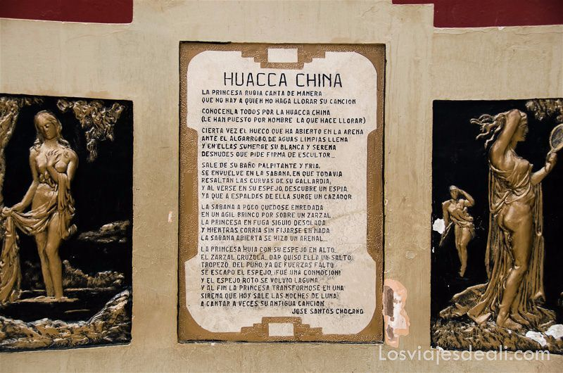 leyenda del oasis de huacachina