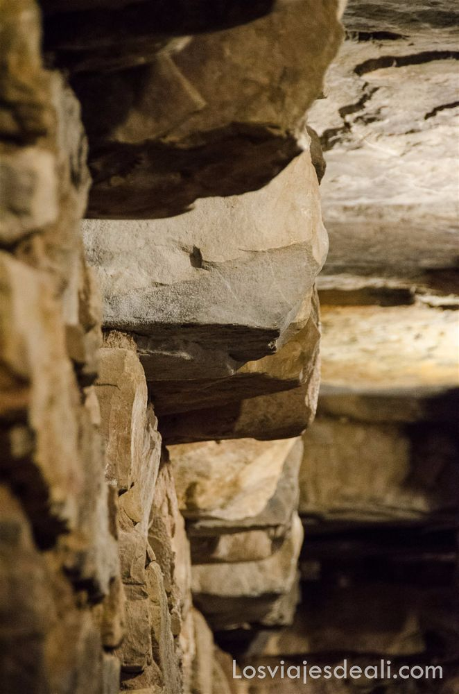 túneles chavin de huantar