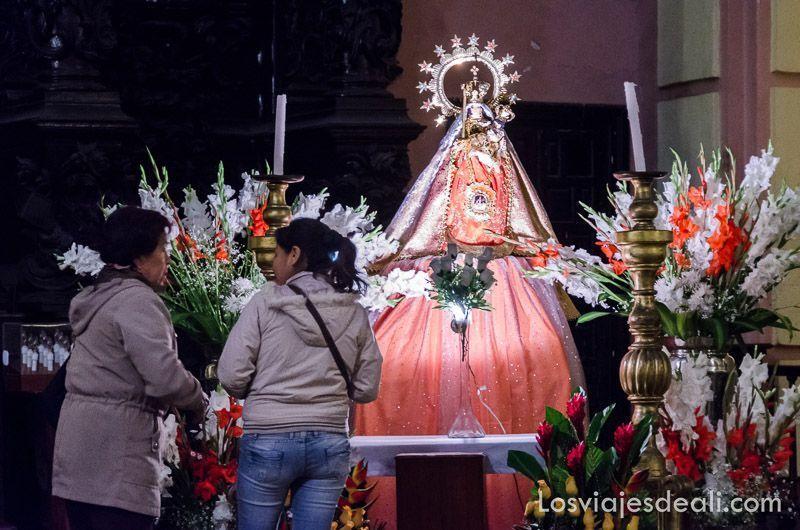 iglesia de Lima