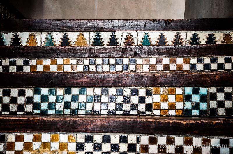 Espacios Greco casa museo detalle