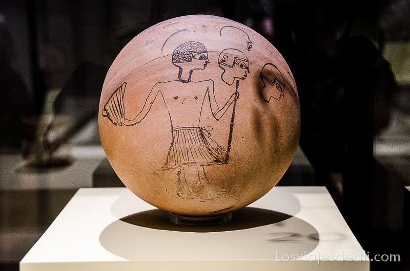 Museo Arqueologico Nacional de Madrid egipto