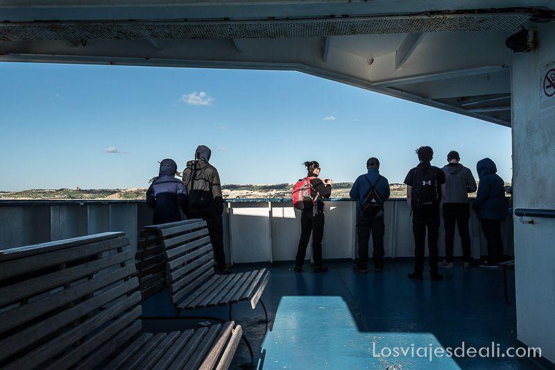 7 dias en malta ferry gozo