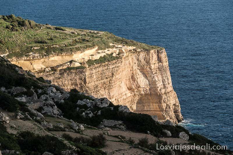 Dingli cliffs en 7 dias en malta