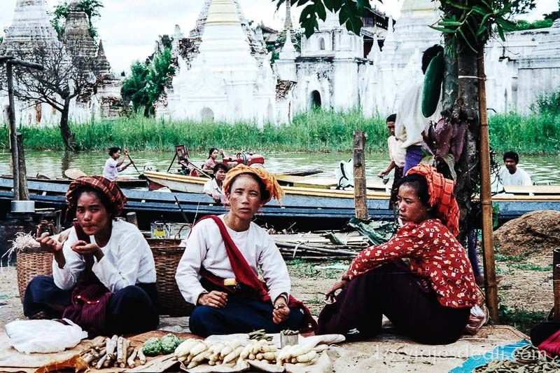 birmania myanmar lago inle etnias