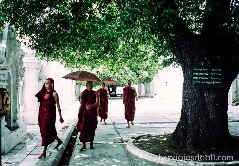 myanmar mandalay templo