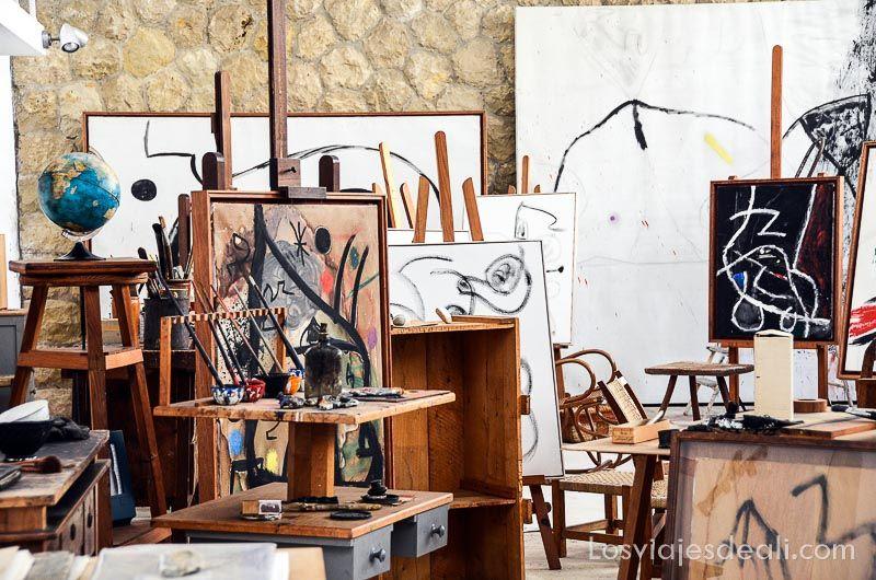 museos de palma de mallorca taller de miró