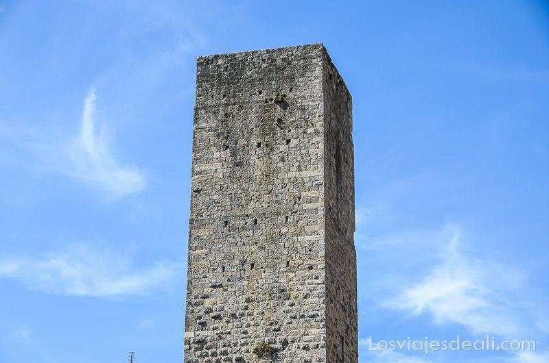 torre de san gimignano