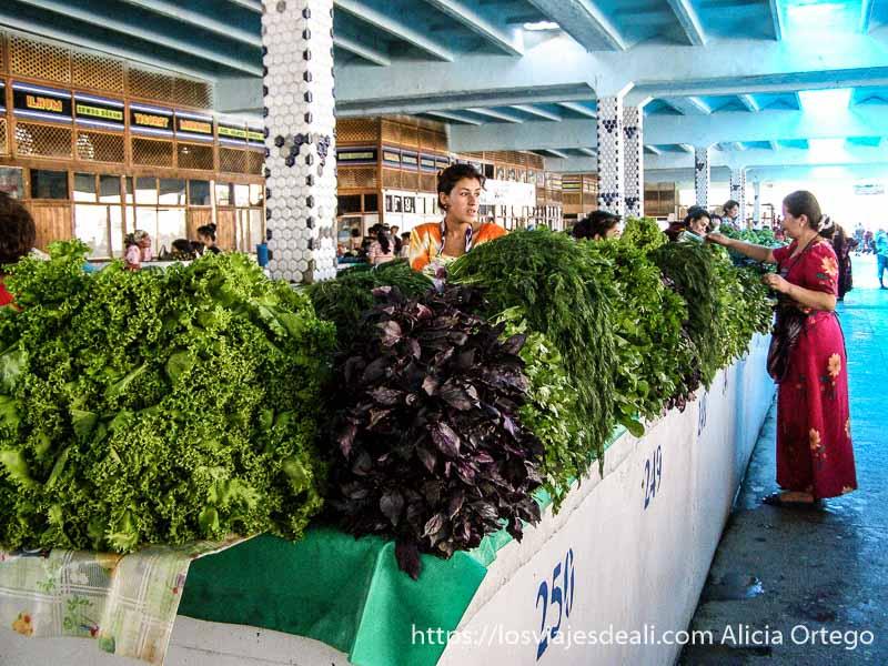 mercado de Samarcanda
