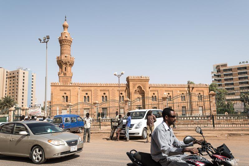 Jartum capital de Sudán