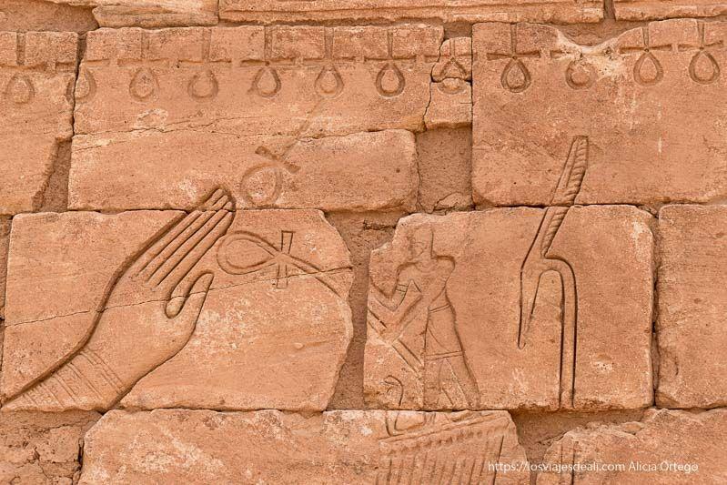 Sudán relieves del antiguo egipto