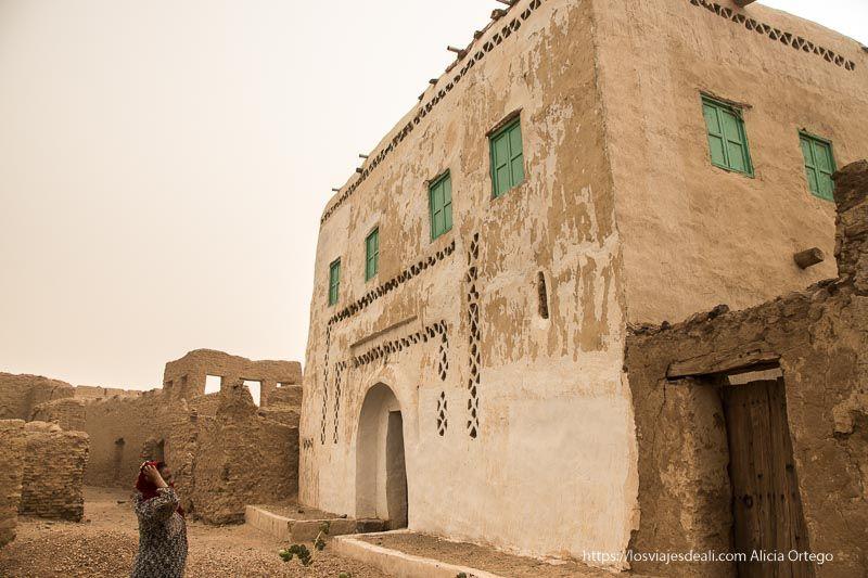 primer día en Sudán visitando al Kahndaq