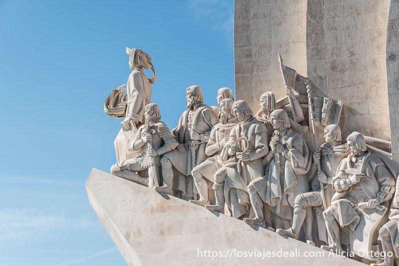 monumento a los descubridores de Belem resumen de un gran año de viajes