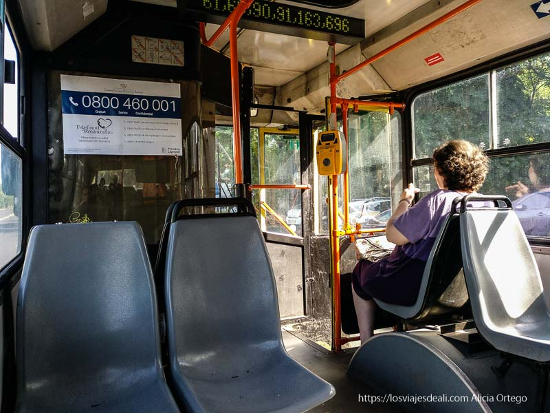 autobús de Bucarest 9 días en Rumanía