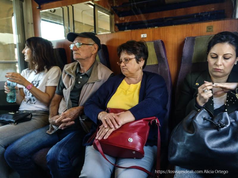 9 días en Rumanía viajando en tren