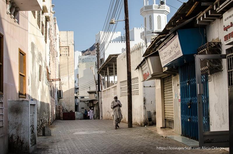 calles de la vieja muscat