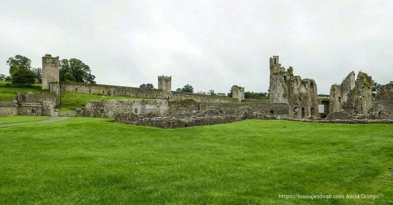 kells castillos en irlanda