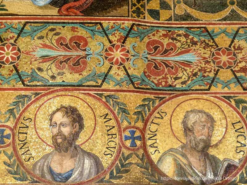 mosaicos del palacio de normandi qué ver en palermo